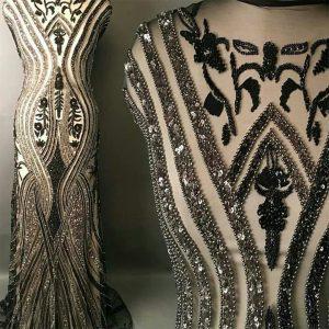 تمبوردوزی و تزئینات پارچه و لباس
